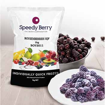 speedy berry