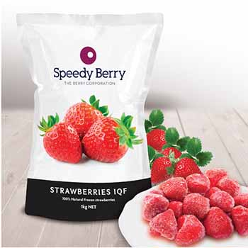 speedy berry