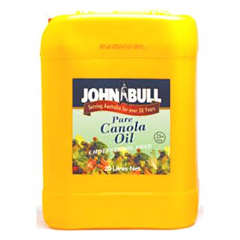 JOHN BULL Canola Oil