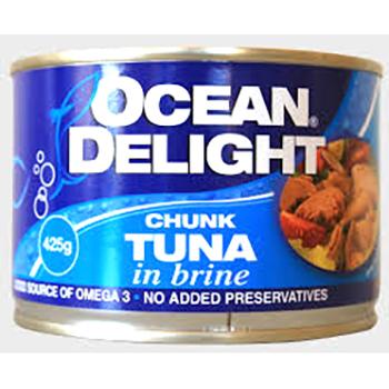 OCEAN DELIGHT Tuna