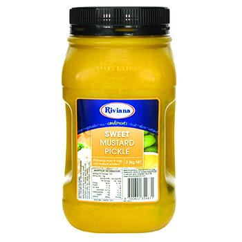 RIVIANA Sweet Mustard Pickle