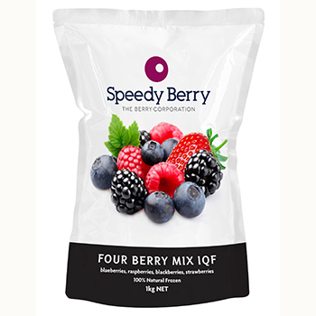 SPEEDY BERRY 4 Berry Mix