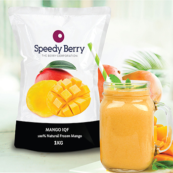 SPEEDY BERRY Diced Mango