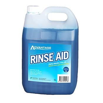 advantage rinse aid