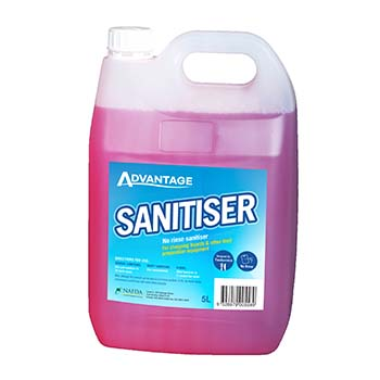 advantage sanitiser