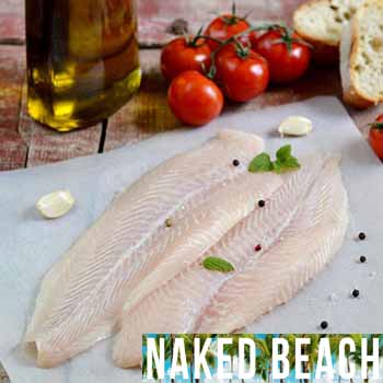 Naked Beach Basa Fillets