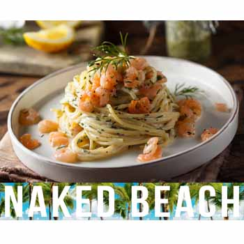 Naked Beach Cooked