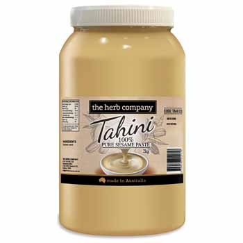 The Herb Company Tahini