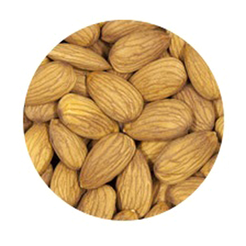 Frutex natural almonds 1kg