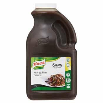 Knorr Mongolian Sauce 2.4kg