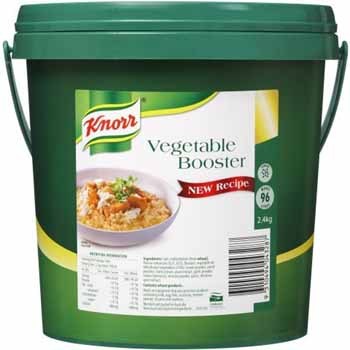 Knorr Vegetable Booster