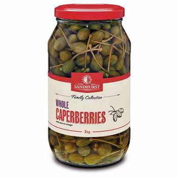 Sandhurst Whole Caperberries