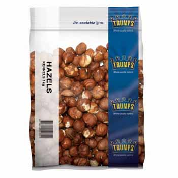 Trumps hazelnut kernels
