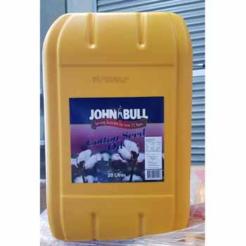 John Bull Cottonseed Oil