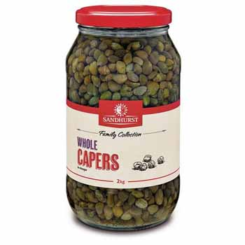 whole capers